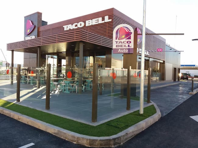 Taco Bell grows 44% in sales in the first year of its expansion plan