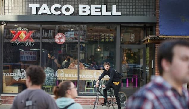 Taco Bell restaurants face tortilla shortages