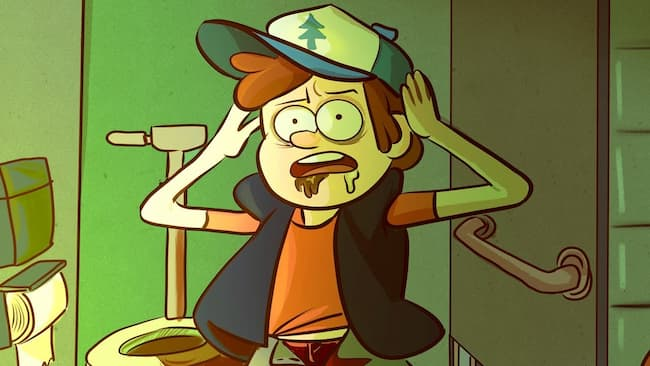 dipper goes to taco bell song