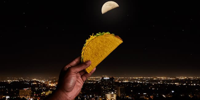 Taco Bell Launches Global Campaign to Celebrate Menu Icon