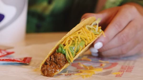 Taco Bell: 5 Dishes From America's Favorite Mexican Restaurant