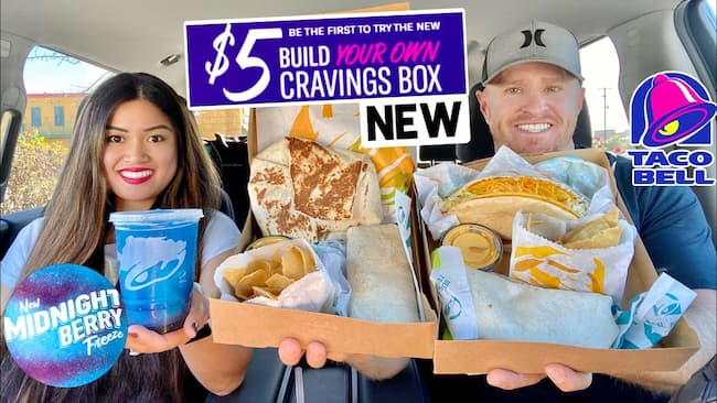 Build your own Cravings Box